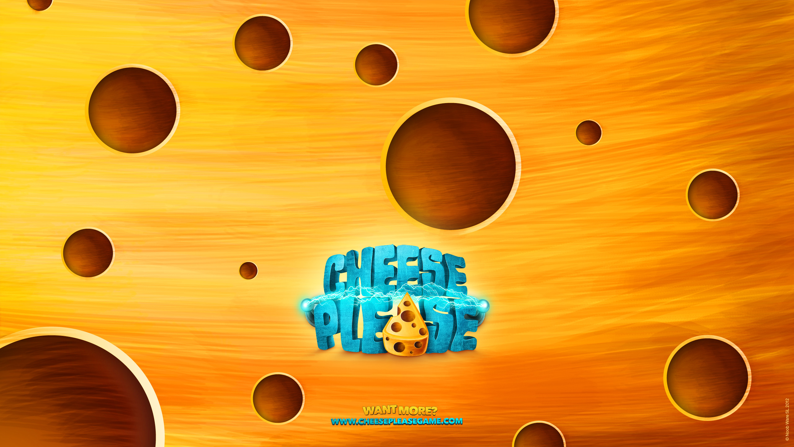 Cheese Please™ Wallpapers For IPhone, IPad, Desktop